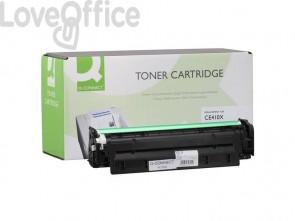 Toner compatibile HP CE410X nero Q-Connect