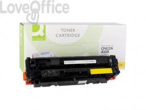 Toner compatibile HP CF412A giallo Q-Connect