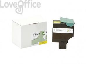 Toner compatibile Lexmark C540H1YG giallo Q-Connect