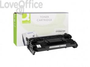 Toner compatibile HP CF226X alta resa nero Q-Connect