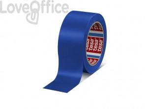 Segnaletica tesa nastro in PVC rivestito da un adasivo in gomma resina modificata blu - 60760-00098-15