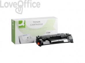 Toner compatibile HP CF280A nero Q-Connect
