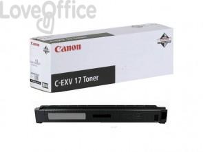 Toner C-EXV17BK Canon nero 0262B002AA
