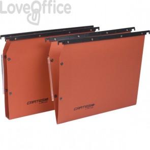 Cartelle sospese Linea Cartesio Plus Bertesi - per armadio - 33 cm - V (conf.25)