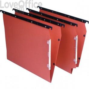 Cartelle sospese Linea Cartesio Plus Bertesi - armadio - 33 cm - U3 - Arancio (conf.25)