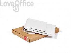 Carta da pacco Rex-Sadoch 5 kg 100x140 cm 70 g/m² bianco CK204-BIA