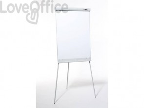 Flip Chart Dahle Personale a fogli mobili 92x68 cm grigio R096010