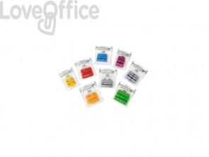 Blister per monete da 2 cent. HolenBecky in plastica trasparenti confezione da 20 blister - 8001/20