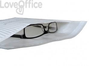 Busta imbottita WeWave in carta kraft, imbottitura carta onda 15x21,5 cm bianco (conf. 10 buste)