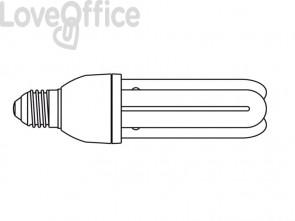"""Lampadina a basso consumo MAUL attacco E27, 4500 K bianco neutro 1200 lumen, classe energetica """"A"""" - 8288505"""