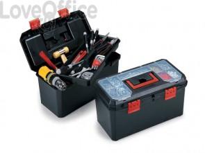 """Portautensili TERRY Tool Case 19"""" nero/rosso 1001164"""