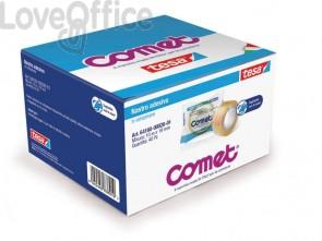 Nastri adesivi trasparenti Comet CELLO 64-160 cellophane 19mm x 10m conf.40 - 64160-00028-01