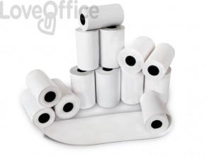 Rotoli POS Rotolificio Pugliese Exclusive carta termica 57 mm x D.E. 35 mm foro 12 mm - 5716-D35NV (conf. da 10)