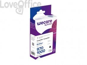 Cartuccia inkjet compatibile Brother LC-1000BK nero  WECARE