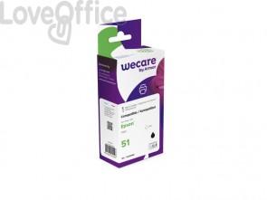 Cartuccia inkjet compatibile Epson C13T05114010 nero  WECARE