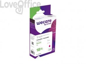 Cartuccia inkjet compatibile Epson C13T18134012 alta capacità magenta WECARE