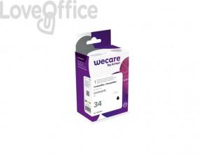 Cartuccia inkjet compatibile Lexmark 18C0034B alta resa nero  WECARE