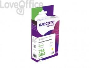 Cartuccia inkjet compatibile Epson C13T07144012 giallo  WECARE