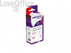 Cartuccia inkjet compatibile Canon 0617B001 ciano+magenta+giallo WECARE