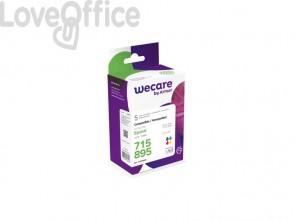 cartucce inkjet compatibile Epson C13T07154012 nero+ciano+magenta+giallo Conf. 4 - WECARE