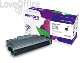 Toner compatibile Brother TN-2210 nero  WECARE