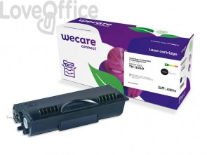 Toner compatibile Brother TN-3060 nero  WECARE