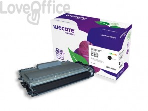 Toner compatibile Brother TN-2220 nero WECARE