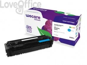 Toner compatibile HP CF401A ciano WECARE