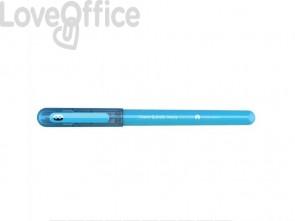 Roller Paper Mate InkJoy Liquid stick Needle F 0,5 mm azzurro 1991511