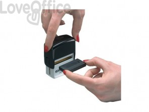 Cartuccia 201190 per numeratore datario Reiner ND6K Reiner nero blister da 6 - 16992