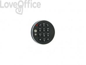 Serratura elettronica Wertheim 6 cifre con 1 manager + 1 utente time delay programmabile - EM3520