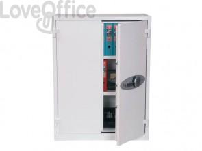 Armadio di sicurezza Phoenix bianco - Ral 9003 con serratura elettronica. 227 lt. - FS 1512 E