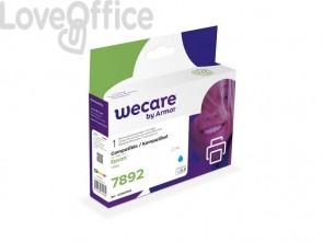 Cartuccia inkjet compatibile Epson C13T789240 altissima resa  ciano WECARE
