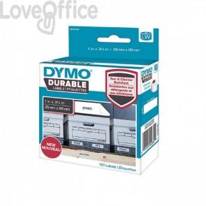 Etichette Dymo Label Writer   - 25x89 mm - 1976200