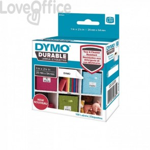 Etichette Dymo Label Writer   - 25x54 mm - 1976411