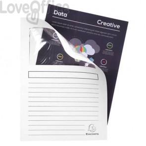 Cartelline con finestra Exacompta Forever® A4 cartoncino 120 g/m² bianco conf. da 100 - 50110E