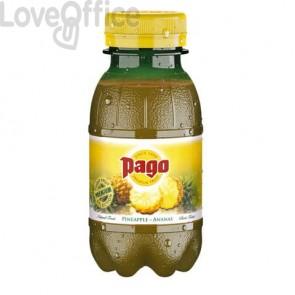 Succo di frutta PAGO Ananas 100% 200 ml conf. 12 pezzi - 12241414