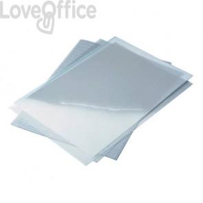 Lucidi per lavagne luminose DURABLE A4 trasparenti Conf. 50 pezzi - 8326-19 (Conf. 50 pezzi)