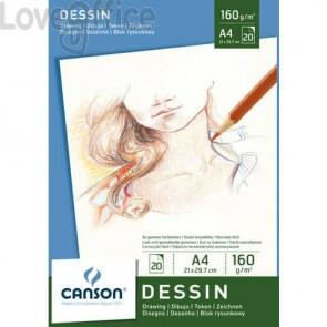 Blocco con carta Canson disegno  C200005779