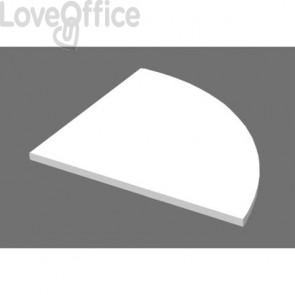 Angolo 90° fra scrivanie Artexport Presto 80x80 cm bianco 313/3