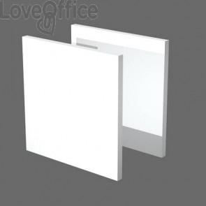 Libreria componibile Artexport Maxicolor - Set 2 dietri Bianco 2R-MaxC-3