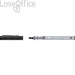Roller ad inchiostro liquido Faber-Castell 0,5 mm blu 348502