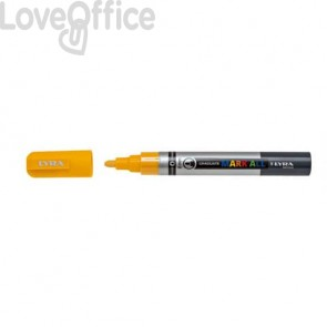 Pennarello a tempera giallo LYRA Graduate Mark All 2 mm L6820007