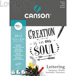 Album da disegno Canson 180 g/m²  C400109921
