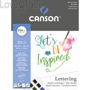Album da disegno Canson 200 g/m²  C400109829