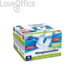 Tab Magnete Assorbiumidità Air Max Neutra 450 gr - D0012 (conf. 2 pezzi)
