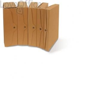 Scatole progetti in cartone EURO-CART AVANA
