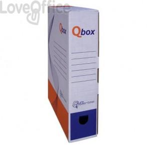 Scatole archivio QBOX bianco  8008.1600