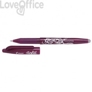 Penna a sfera cancellabile Pilot Frixion Ball 0,7 mm rosso vino 6859