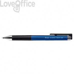 Penne gel a scatto Pilot Synergy Point 0,5 mm blu 1366